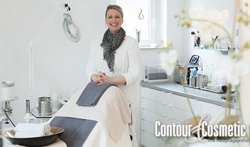 Kosmetik aus Handewitt, Contour & Cosmetic, Heike Bowitz